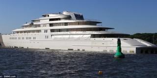 Το μεγαλύτερο σκάφος στον κόσμο στο Φισκάρδο