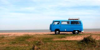 Κεφαλονίτικο καλοκαίρι - Το μαγικό μπλε βανάκι