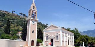 Η Εκκλησία του Σωτήρος στα Τραυλιάτα