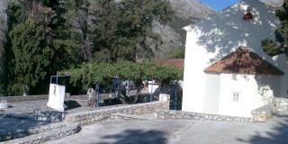 Παραδοσιακό πανηγύρι στη Παναγία Ανατολίκου Φερεντινάτων