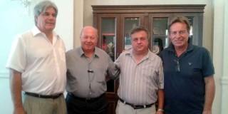 Επίσκεψη Πρέσβεων Ισραήλ και Σερβίας