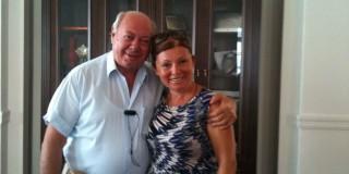 Συνεργασία Δήμου Κεφαλονιάς με κ.G.Ristic