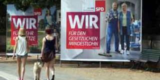 Το SPD τη δεκαετία του 1980 όχι μόνον δεχόταν αλλοδαπούς ως απλά μέλη αλλά τους έδινε την ευκαιρία να γίνουν και στελέχη