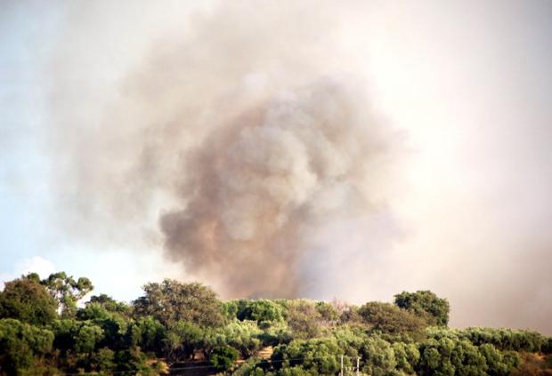 Πυρκαγιά στα Κλείσματα
