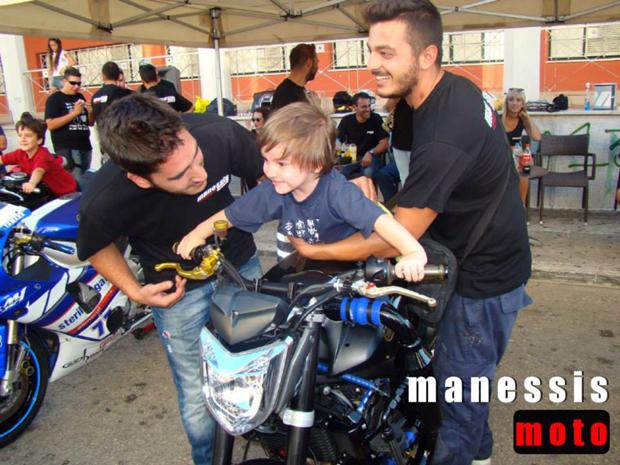 Manessis Moto Team