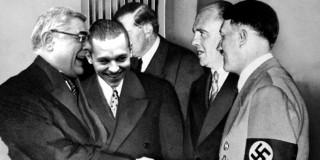 Συνάντηση Μιχαλολιάκου - Χίτλερ