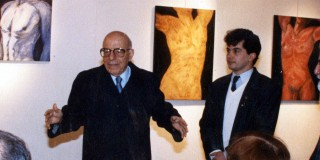 O Φιλόσοφος-Ακαδημαικός Κ.Δεσποτόπουλος στις Σωματογραφίες