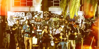 """Baisers Noir το Κεφαλλονίτικο συγκρότημα της """"καλής μουσικής"""""""