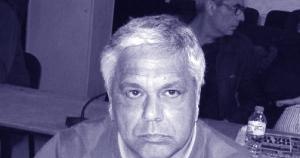 Ο κ. Διονύσης Αραβαντινός
