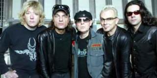 Το συγκρότημα Scorpions