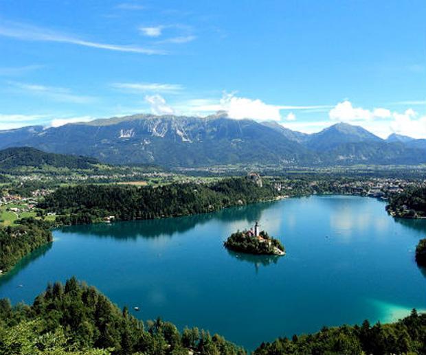 Bled, Σλοβενία