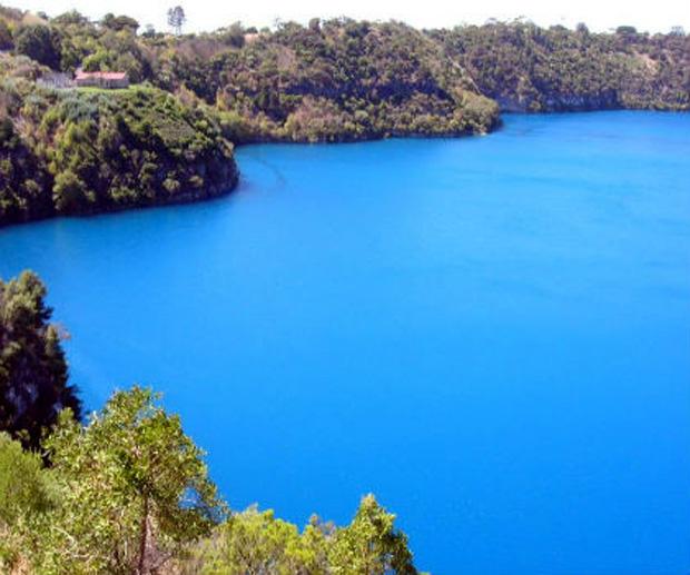 Blue Lake, Αυστραλία