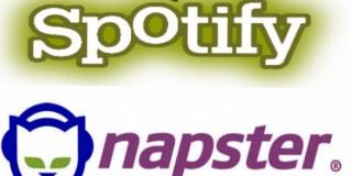 Νapster - Spotify