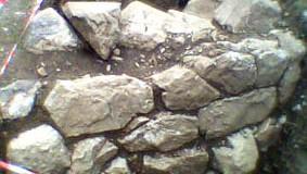 Προϊστορικό τείχος.. αποτέλεσμα της περίφραξης!