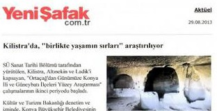 Tουρκικό δημοσίευμα