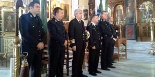 """Εορτασμός της """"Ημέρας της Αστυνομίας"""" στην Κεφαλονιά"""