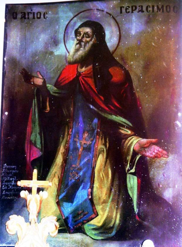 Ναός Αγ.Νικολάου  - Φαρακλάτα
