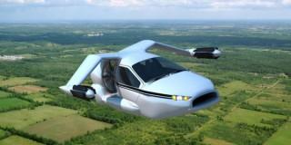 Έρχεται το ιπτάμενο αυτοκίνητο και στην Ελλάδα