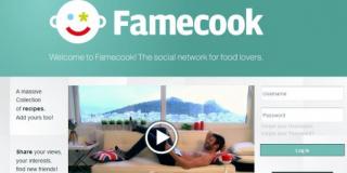 Famecook: Το ελληνικό κοινωνικό δικτύο για τη μαγειρική