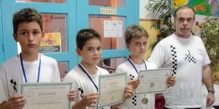 Ολοκληρώθηκε το Σχολικό Πρωτάθλημα Σκάκι