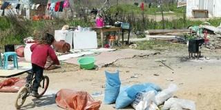 Ρομά κατηγορούνται για αρπαγή βρέφους στη Μυτιλήνη