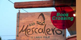 Book Crossing στο Mescalero στη Λακήθρα