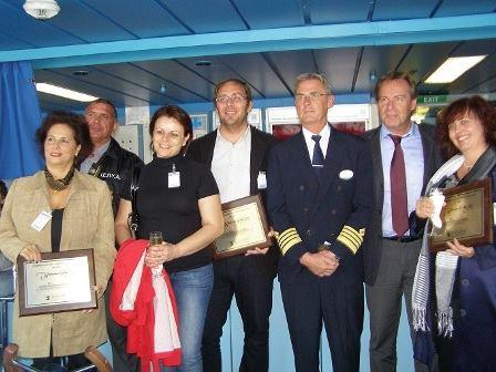 Η Royal Caribbean έκλεισε τη σεζόν για τα κρουαζιερόπλοια στη Κεφαλονιά