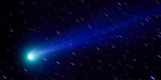 Όλα τα βλέμματα στραμμένα στον «κομήτη του αιώνα»