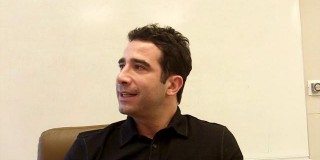 o Έλληνας venture capitalist , Γιώργος Ζάχαρης.
