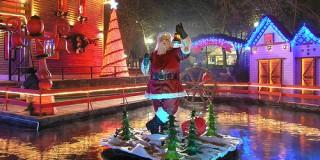 Σε ποια πολή ανοίγει το μεγαλύτερο Χριστουγεννιάτικο πάρκο της Ελλάδας;