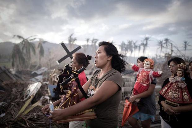 Οι φονικές καταιγίδες στις Φιλιππίνες