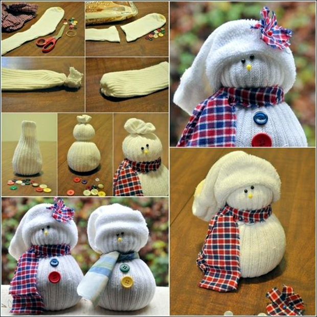 Craft-These-Cute-Snowmen-from-Socks