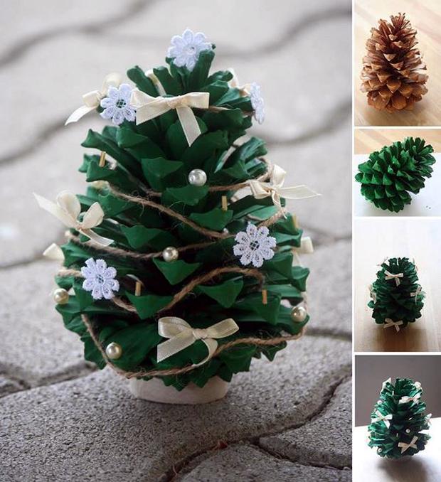 DIY-Pine-Tree-Christmas-Ornament