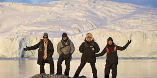 Δείτε τη συναυλία των Metallica στην Ανταρκτική