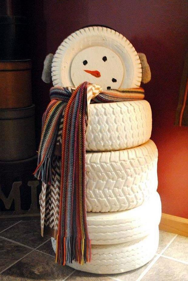 Snowman-Christmas-Holiday-Decoration