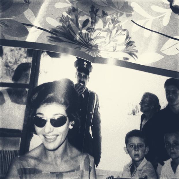 Η σπάνια φωτογραφία της Μαρίας Κάλλας στα Κουρκουμέλατα