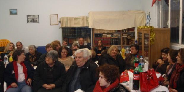 """Τα εγκαίνια του πολιτιστικού συλλόγου """"Η Πεσσαδιάνα"""""""