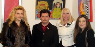 Στην  Έκθεση του Ελληνογαλλικού Συνδέσμου