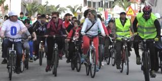 Καρναβαλική Ποδηλατάδα 2014