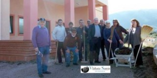 Εθελοντές στο Γηροκομείο Σάμης