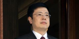 The Ambassador of China,  Mr. Zou Xiaoli