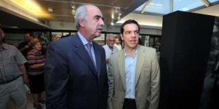 Μειμαράκης - Τσίπρας