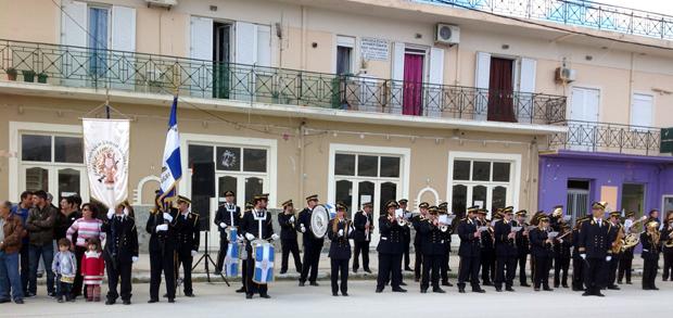 Παρέλαση Ληξούρι