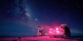 Background Imaging of Cosmic Extragalactic Polarization