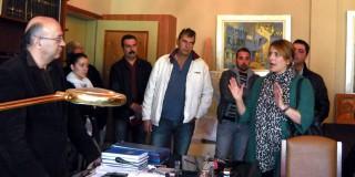 Διαμαρτυρία δημοτών της Ερίσσου
