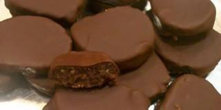 Σοκολατένιες Καριόκες