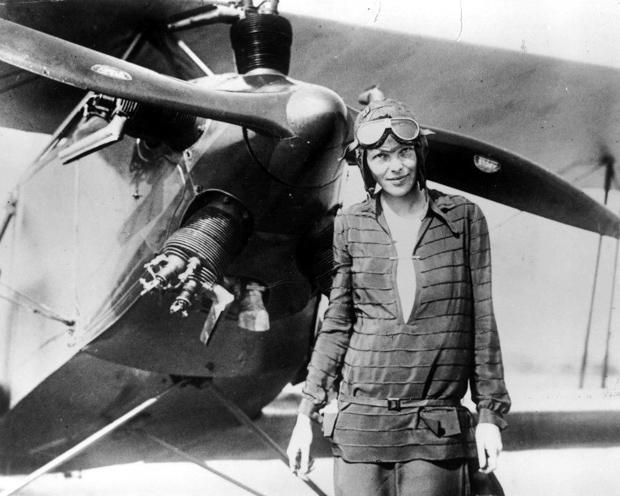 Η πρώτη γυναίκα που είχε διασχίσει μόνη της με αεροπλάνο τον Ατλαντικό Ωκεανό