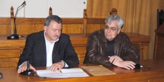 Επίσκεψη του Θ. Γαλιατσάτου στην Ζάκυνθο
