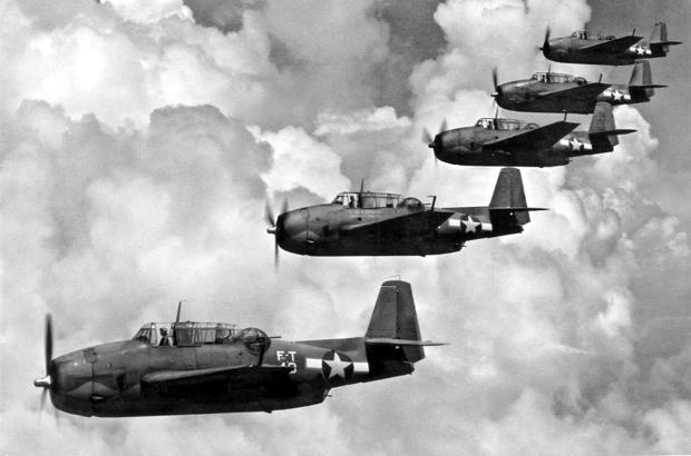 Αμερικάνικα βομβαρδιστικά