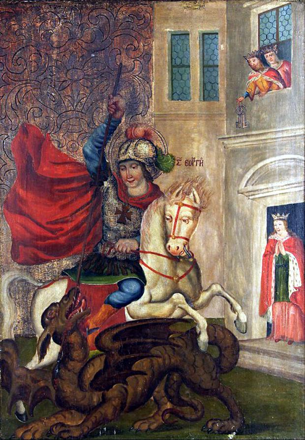Ανώνυμος ζωγράφος, Ουκρανία (1700)